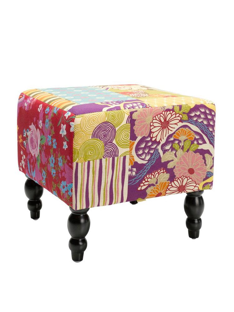 heine hocker bunt im heine online shop kaufen. Black Bedroom Furniture Sets. Home Design Ideas