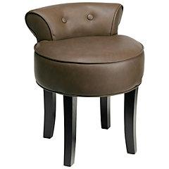 lederhocker braun online kaufen bei heine. Black Bedroom Furniture Sets. Home Design Ideas