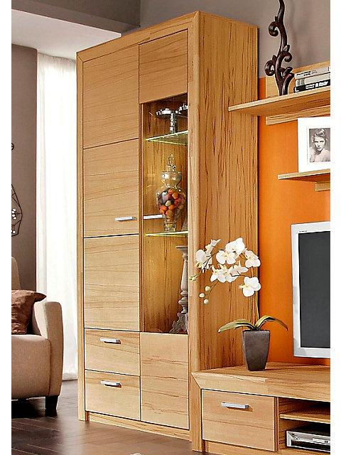 vitrinenonline kaufen im wohnen shop heine. Black Bedroom Furniture Sets. Home Design Ideas