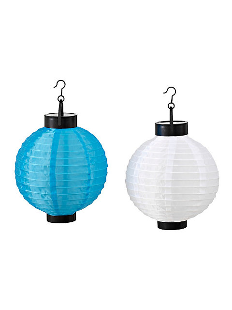 Dekoratives Lampion-Set