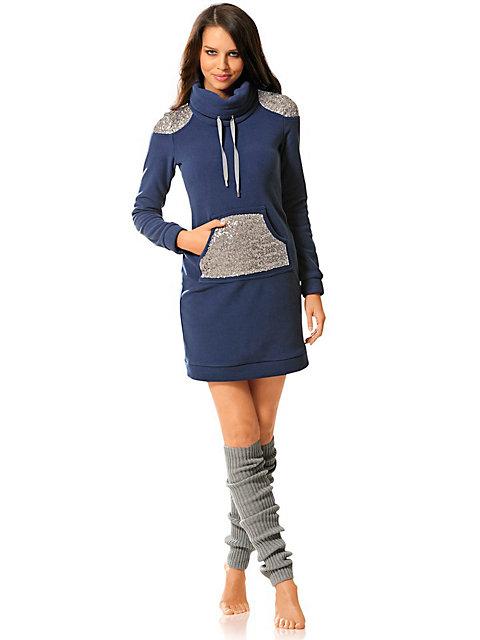 Fleece-Kleid