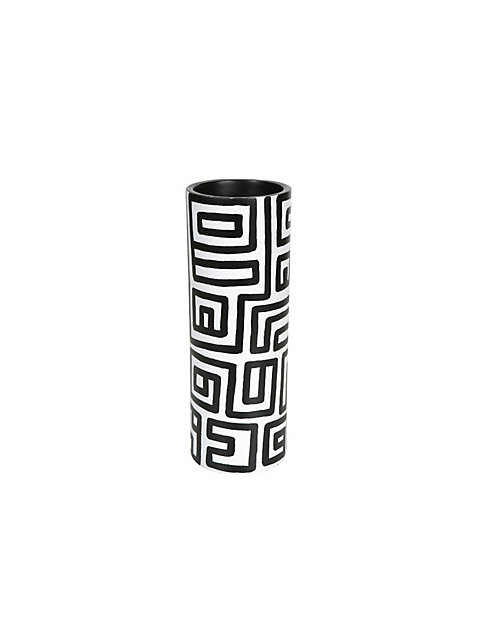 Vase, Home affaire, »Black and White«