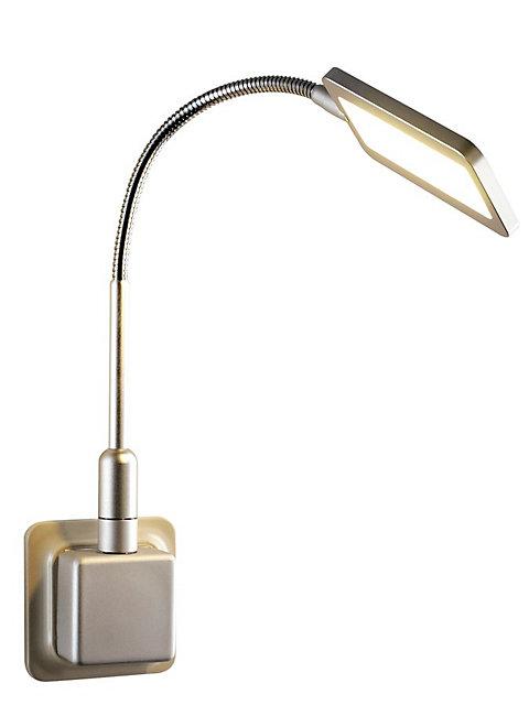 LED-Steckerleuchte, eckig
