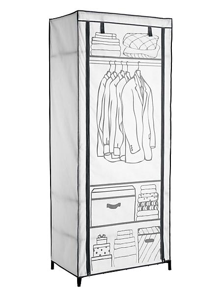 kleideraufbewahrung online kaufen im wohnen shop heine. Black Bedroom Furniture Sets. Home Design Ideas