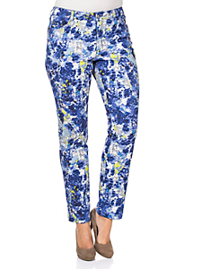 Sheego Style - sheego Style Hose mit schmaler Passform
