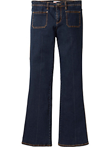 SHEEGO DENIM - sheego Denim Schlag Stretch-Jeans