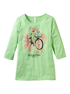 Sheego Casual - sheego Casual 3/4-Arm-Shirt