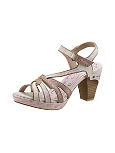 MustangShoes - Mustang Shoes Riemchensandalette