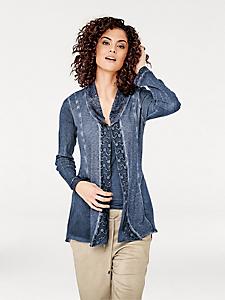Linea Tesini - Shirtjacke