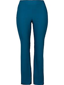 Sheego Style - sheego Style Weite Hose mit elastischem Bund