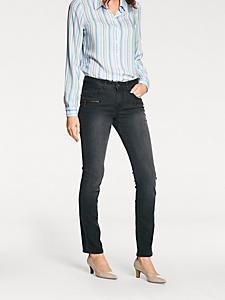 Patrizia Dini - Bauchweg-Jeans